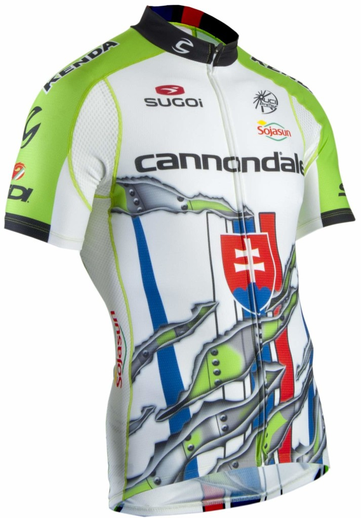 Cannondale Limited Edition Sagan dres pánský