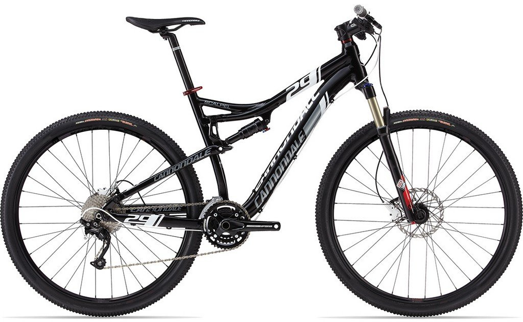 Cannondale Scalpel 29ER 4
