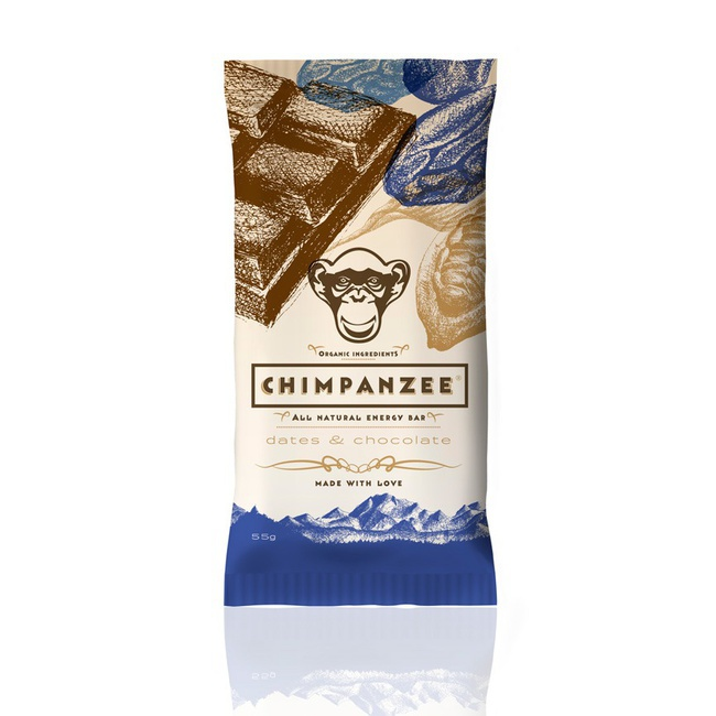 Chimpanzee ENERGY Dates - Chocolate