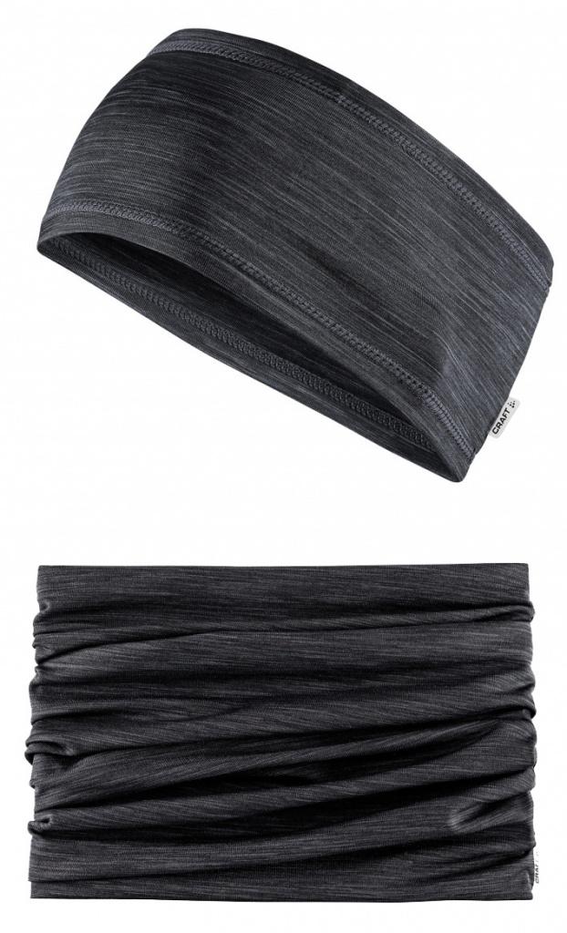 89769495f8d Craft Melange čelenka + nákrčník