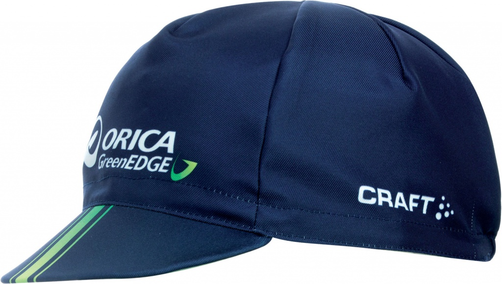 Craft Orica Green Edge čepice