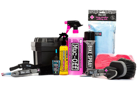 Muc-off Bike Ultimate Kit + dárky ZDARMA