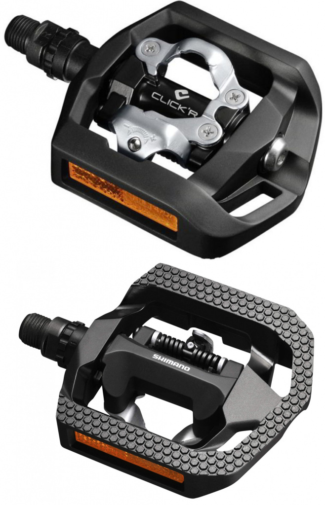 SHIMANO PD-T421 pedály