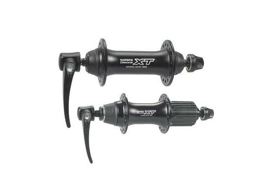 SHIMANO SHIMANO XT 775 CENTER LOCK pár 36 děr