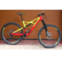 Specialized S-Works Enduro 29/6Fattie 2017 osobní kolo