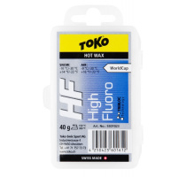 Toko HF Hot Wax 40g blue -10/-30°C