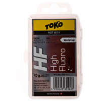 Toko HF Hot Wax 40g red -4/-12°C