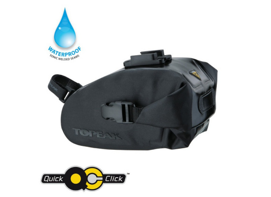 Topeak Wedge Dry Bag  Medium podsedlová brašna